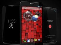 Motorola announces a trio of Droids