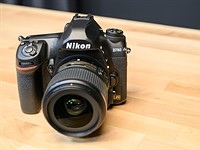 Hands on with the Nikon D780