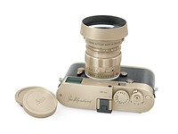 "Leica unveils limited edition Leica M Monochrom ""Jim Marshall Set"""