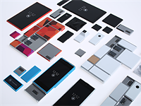 Motorola's Ara imagines customizable smartphones with replaceable parts
