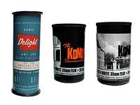 Kono announces 3 new films: Delight Art 100, Monolit 3 (yes, that means ISO 3) and Monolit 100