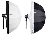 Elinchrom launches improved Deep Umbrellas