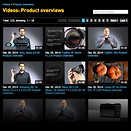 Video Product Overviews