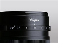 Kipon announces five 'Elegant' F2.4 prime lenses for Canon RF and Nikon Z mounts
