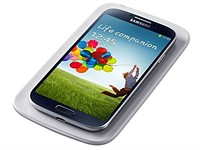 Wireless charging now for Samsung S4
