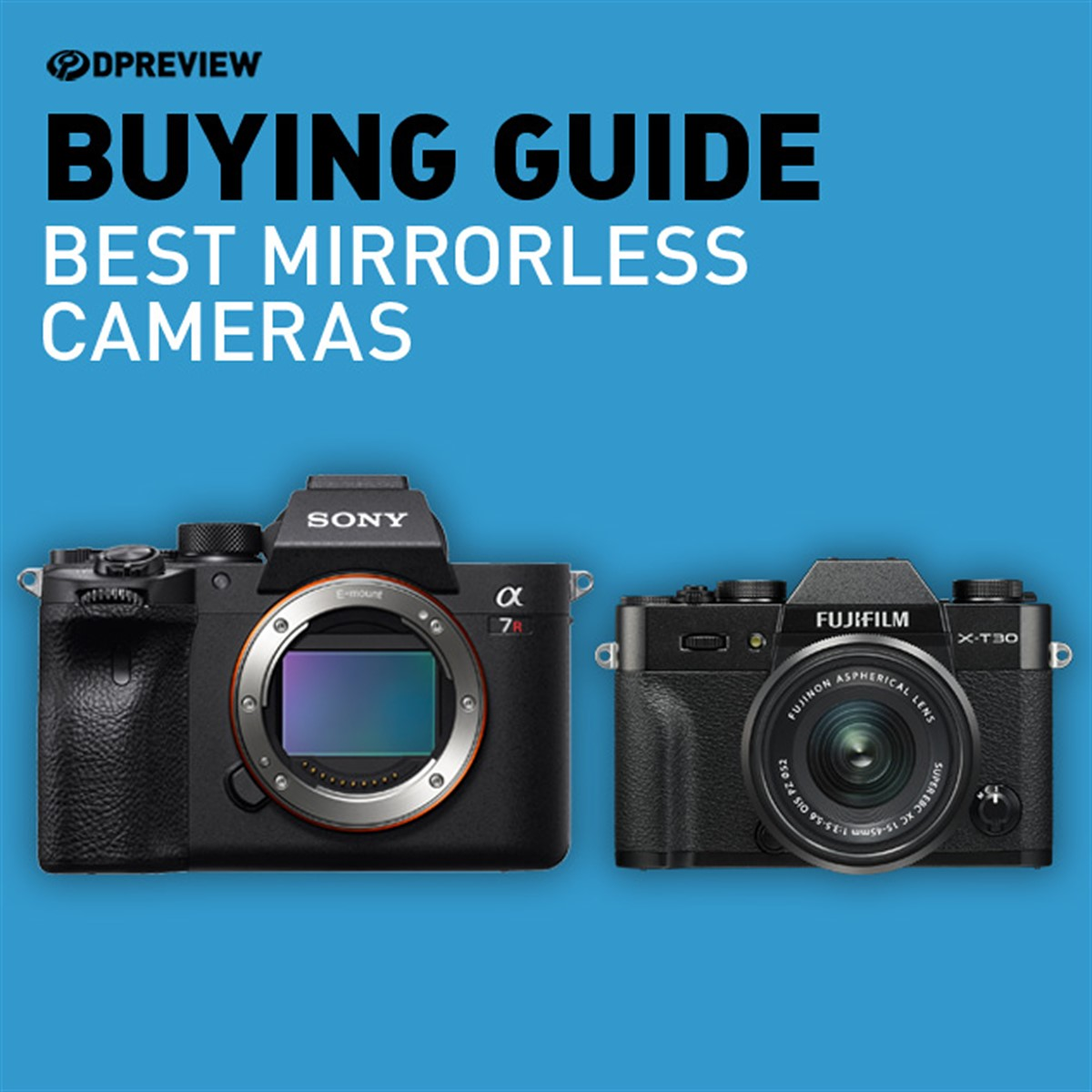 Best Mirrorless Cameras In 2020 Digital Photography Review