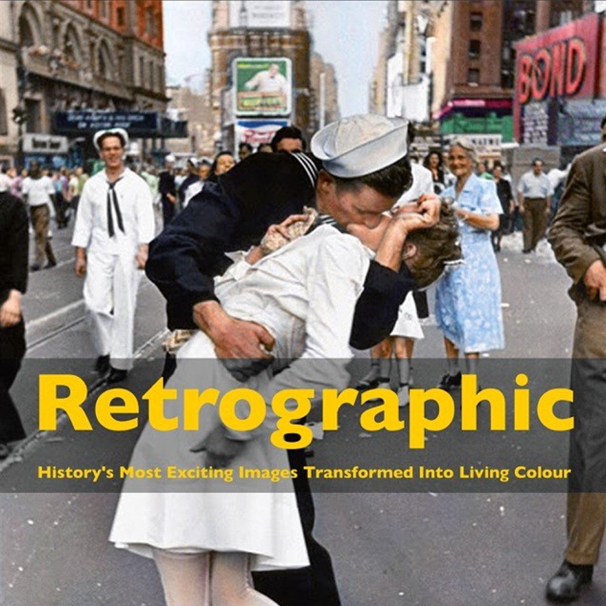 Retrographic the worlds most iconic black white images brought to life in color digital photography review