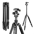 Manfrotto unveils Element Carbon entry-level carbon fibre tripod range