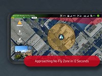 AirMap announces real-time geofencing alerts on Android, iOS for DJI drones