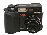 Throwback Thursday: Olympus C-3040 Zoom