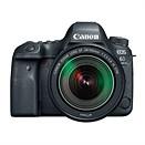 Canon 6D Mark II dynamic range falls behind modern APS-C cameras