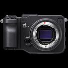 Sigma announces sd Quattro and sd Quattro H Foveon mirrorless cameras