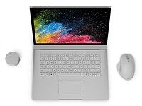 Microsoft unveils Surface Book 2 with powerful graphics chips, adds 15-inch model