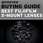The best lenses for Fujifilm X-mount mirrorless cameras
