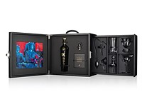 The Macallan Masters of Photography Series whisky kit comes with a signed Steven Klein print