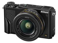 "Nikon covers all focal lengths with three 'DL' enthusiast compacts with 1""-type sensors"