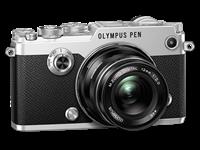 Olympus PEN-F revives 1960s rangefinder-style design with 20MP sensor, built-in EVF