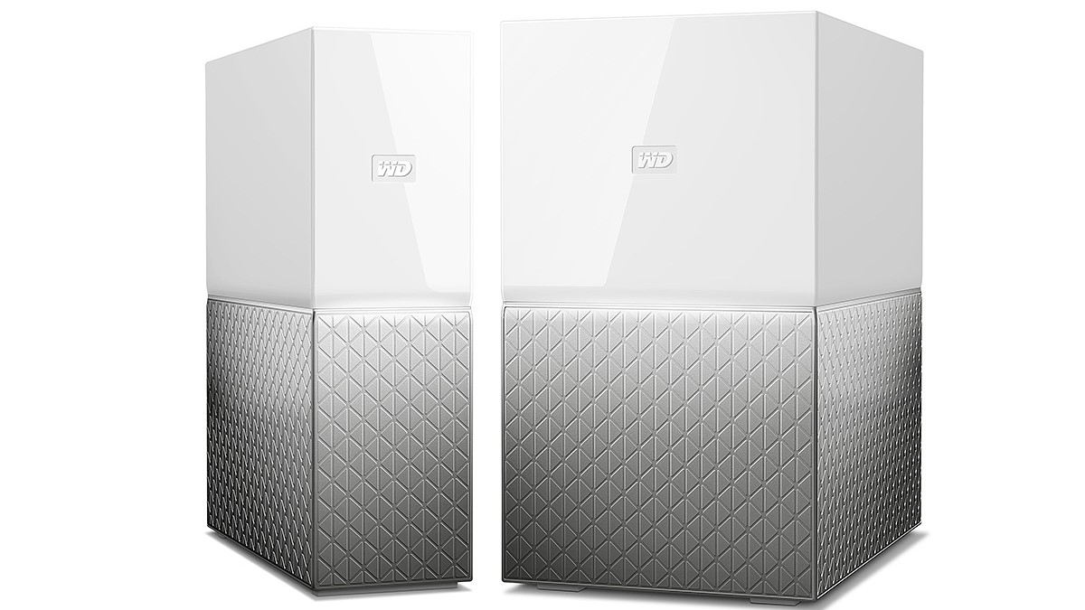 Western Digital unveils My Cloud Home wireless drives with up to