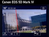 Don't get ahead of yourself: Canon EOS 5D Mark IV rolling shutter test