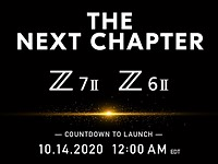 Nikon Z6 II and Z7 II coming October 14