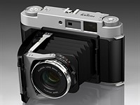 Get 'em while you can: Fujifilm GF670 medium-format film cameras back on sale