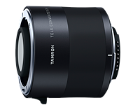 Tamron announces new 1.4X and 2X teleconverters