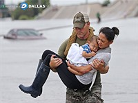 The story behind this powerful Houston flooding rescue photo