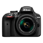 Nikon introduces D3400 with SnapBridge, big battery life claims