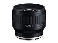 Tamron 20mm F2.8 macro for Sony E-mount ships this month for $350