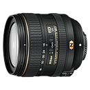 Nikon offers AF-S DX Nikkor 16-80mm F2.8-4E ED VR