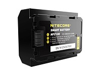 Nitecore announces 'world's first' smart battery for Sony full-frame mirrorless cameras