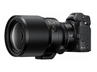 Nikon France says the Z-mount can theoretically support an F0.65 autofocus lens