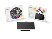 Wacom reveals new, 'significantly upgraded' Intuos pen tablet