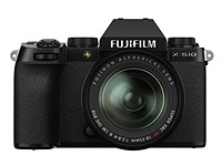 Fujifilm debuts mid-price X-S10 with six stops of in-body stabilization