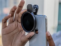 Sandmarc launches hybrid ND/polarization filters for smartphone cameras