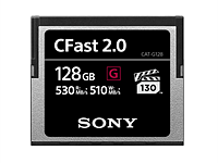 Sony will start making CFast memory cards: 510MB/s cards coming in 2018