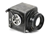 First Hasselblad in space goes to auction next month