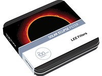 Lee Filters introduces Solar Eclipse filter and new filter wash fluid