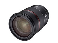 Samyang's new 24-70mm F2.8 AF parfocal lens is available to purchase for ~$900, but only in Thailand (for now)