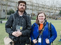 Behind the scenes with Seattle PI photographers Genna Martin and Grant Hindsley