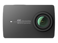 Yi action camera updates original with 4K video