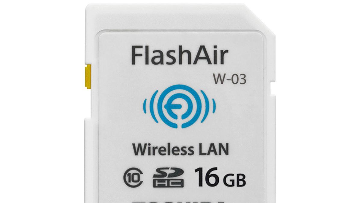 Toshiba Offers Flashair Iii Wireless Sd Card Digital Photography Review V Gen Sdhc 4gb
