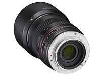 Samyang announces 85mm F1.8 lens for APS-C mirrorless cameras