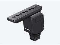Sony's new shotgun microphone offers built-in A/D converter compatible with a7R IV