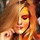 Prisma update adds in-app filter store