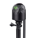 The 360fly 4K PRO camera can livestream 360-degree UHD video