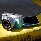 Hands-on with the Fujifilm X-A7