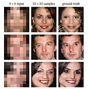 Google AI adds detail to low-resolution images