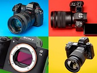 Full-frame mirrorless compared: Z6 vs. S1 vs. EOS R vs. a7 III
