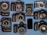 These are the 20 most important cameras of the decade (and one phone)